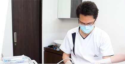 川越 歯医者 痛くない治療